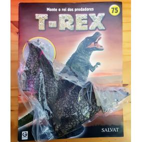 Coleção T-rex Salvat Nº 76 Fascículo + Peça