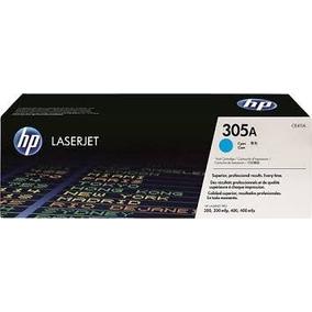 Toner Hp Laserjet Cyan 305a Original Nuevo Ce412a