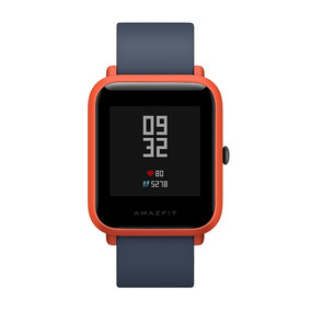 Mi Amazfit Reloj Inteligente Impermeable Con Notifica Orange