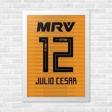 e236795dde Camisa Do Flamengo Do Julio Cesar no Mercado Livre Brasil