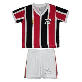 3b46431e52ac4 Camisa Retrô São Paulo 1977 - Camisas de Times de Futebol no Mercado ...