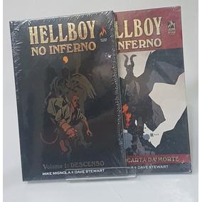 Hellboy Inferno Vol 1 E 2 - Mythos - Lacrados