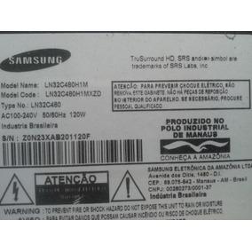 Placa Fonte Samsung Ln32c480h1m - Bn44-00339