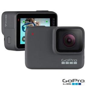 Câmera Digital Gopro Hero 7 10 Mp Gravação 4k Hghero7silv