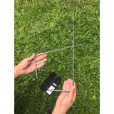 Detector Larga Distancia Rastrador Antenna Para Oro Y Tesoro