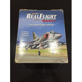 Simulador Aeromodelo Real Flight Basic