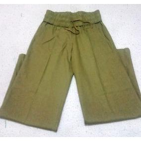 Pantalon Tela Semilino Talla P/28