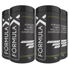 4 Unidades Formula-x 1kg Ix1975