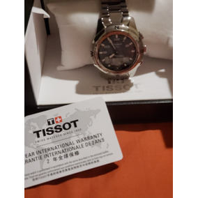 Tissot T Touch Ii Titanium Nuevo Con Garantia
