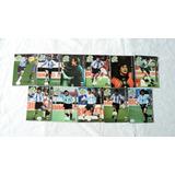 11 Tarjetas Bimbo Cards Seleccion Argentina De Futbol 2002
