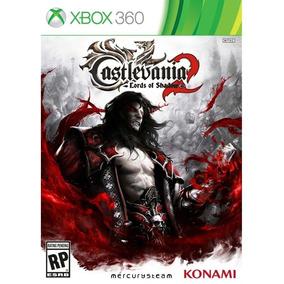 Castlevania Lords Of Shadow 2 Xbox 360 Original Seminovo