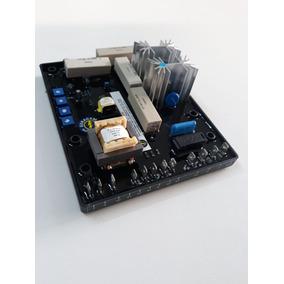 Regulador De Tensão Avr Excitatriz Grt7-th4e 5a - G-avr7