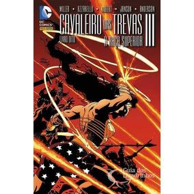 Cavaleiro Das Trevas Iii Raça Superior Vol 8 - Dc Comics