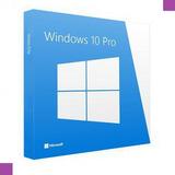Window 10 Pro 32-64 Bits Licencia Permanente Oferta 1 Pc