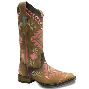 Bota Goyazes Feminina Western Dallas - Sapatos no Mercado Livre Brasil 696926c5372