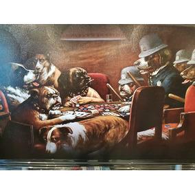 Cuadro Perros Poker En Mercado Libre Mexico