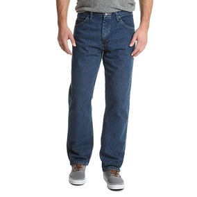 Pantalon Jeans - Mezclilla - Wrangler Corte Recto 33 X 32