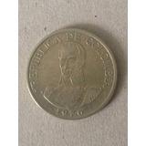Moneda Colombiana 1 Peso (1976)