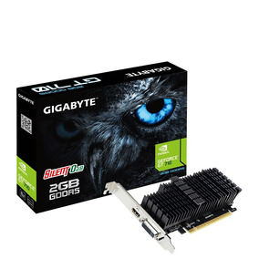 Tarjeta De Video 2gb Ddr5 Gigabyte Nvidia Geforce Gt710