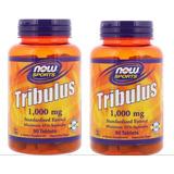 2 Tribulus Now Foods 1000mg 90caps Extra Forte - Eua