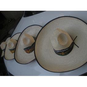 4 Sombrero Charro Caporal Escaramuza Paja Barato Charreria dc8c31a94243