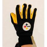 Guantes De Invierno Acereros De Pittsburg Steelers, Nfl