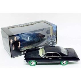 1967 Chevy Impala Supernatural 1/24 Diecast Greenlight 840