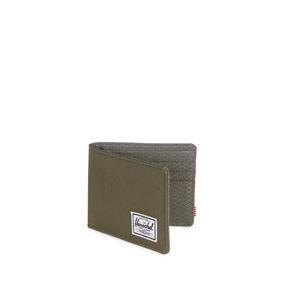 Billetera Herschel Supply Roy Rfid Ivy Green/smoked Pearl