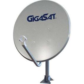 Antena Parabólica Banda Ku 60cm Ags-60f Gigasat
