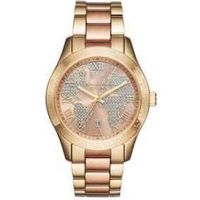 Relógio Michael Kors Mundo - Relógios De Pulso no Mercado Livre Brasil 5bbed55a95