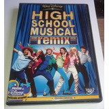 High School Musical Remix 2 Dvds Made In Mexico Bvf