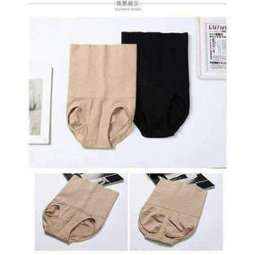 Panti Faja Moldeadora Tallas M/g, L/xl Color Negro Y Beige