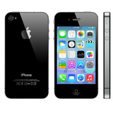 Iphone 4s 8gb Libre Bateria Nueva * Mica *estetica 8 A 10