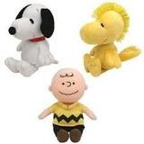Snoopy Charlie Brown Woodstock Originales Grandes !importado