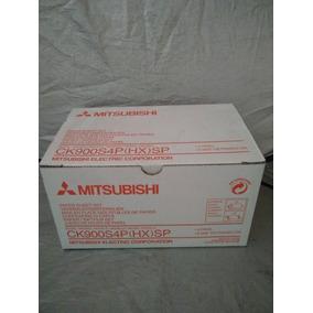 Papel Fotografico Mitsubishi Ck900s4p(hx)sp 130 Fotos