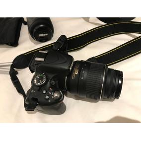 Câmera Nikon D5100 + Acessórios Extras   Oportunidade!!