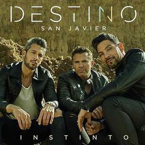 Cd Destino San Javier Instinto Open Music Sy-