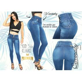 f886c22840e Pantalones Blanco Tallas Extras Mezclilla Mujer - Ropa, Bolsas y ...