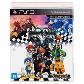 Kingdom Hearts Hd 1.5 Remix Semi-novo Ps3