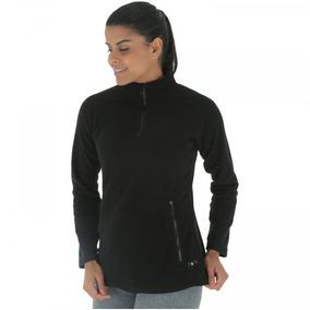 Blusa De Frio Fleece Nord Outdoor Basic - Feminina - Preto 8802af983a0