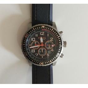 ebf3b4bb214 Relogio Fossil Blue Em Titanium - Relógios De Pulso no Mercado Livre ...