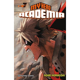 My Hero Academia - Numero 07 (manga Shonen) Kohei Horikoshi