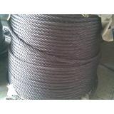 Cable De Acero Tipo Boa Con Alma De Acero De 1/2