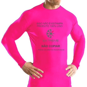 Camisa Térmica Segunda Pele Extreme Thermo Mista Proteção Uv