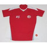 Camisa Orangotango Oficial Náutico Capibaribe Vermelha Tam G d545d997cf80e