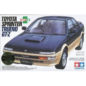 Auto Tamiya Toyota Sprinter Trueno P/armar 1/24 Kit 24072