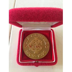 Medalha Comemorativa Sport Club Internacional - Jogo Futebol
