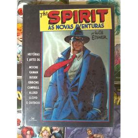 The Spirit As Novas Aventuras Alan Moore E Outros
