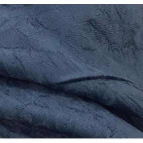 Tecido Suede Amassado Azul, Móveis, Sofás, Almofadas