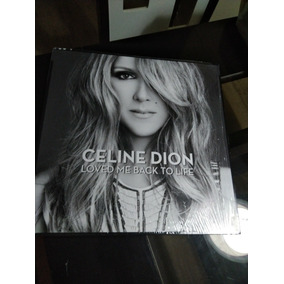 Celine Dion Loved Me Back To Life Vinil Lp Novo
